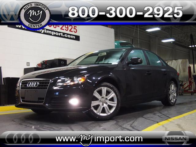 2011 Audi A4 Sedan for sale in Muskegon for $23,650 with 58,966 miles