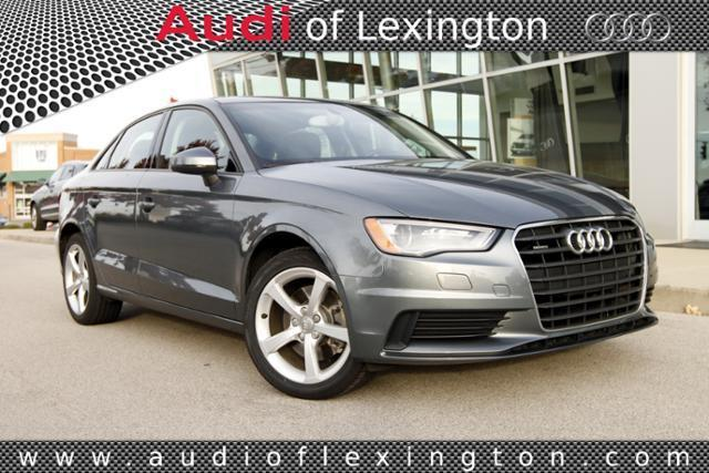 2015 Audi A3 Sedan for sale in Lexington for $31,788 with 8,563 miles.