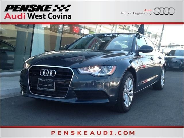 2014 Audi A6 Sedan for sale in West Covina for $36,574 with 9,285 miles.