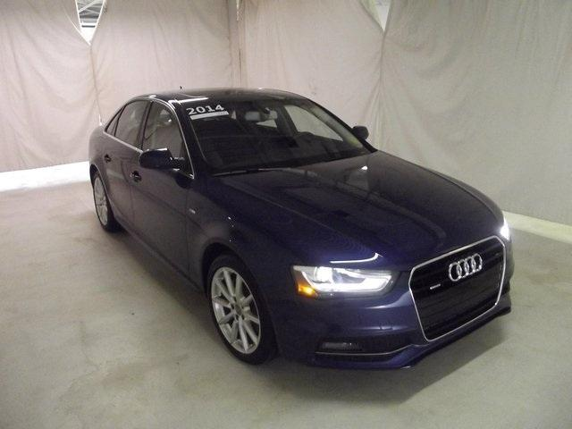 2014 Audi A4 2.0T Premium Sedan for sale in Petoskey for $36,335 with 6,825 miles.