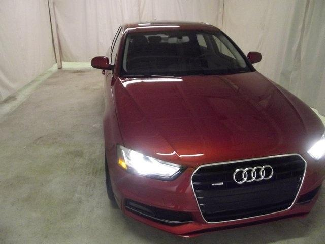 2014 Audi A4 2.0T Premium Sedan for sale in Petoskey for $38,953 with 6,001 miles.