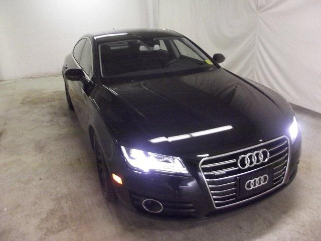 2013 Audi A7 3.0T Premium Hatchback for sale in Petoskey for $52,981 with 26,704 miles.