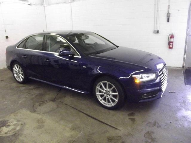 2014 Audi A4 2.0T Premium Sedan for sale in Petoskey for $36,335 with 3,437 miles