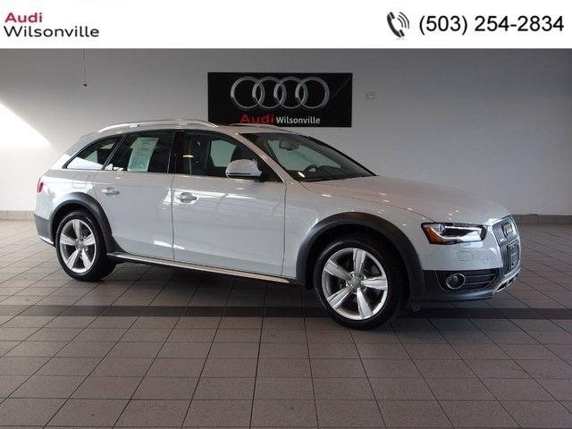 2014 Audi Allroad 2.0T Premium Wagon for sale in Wilsonville for $42,681 with 6,368 miles.