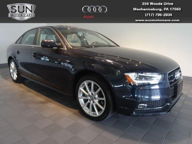 2014 Audi A4 2.0T Premium Sedan for sale in Mechanicsburg for $34,999 with 13,184 miles