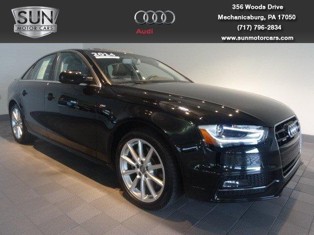 2014 Audi A4 2.0T Premium Sedan for sale in Mechanicsburg for $34,999 with 11,770 miles