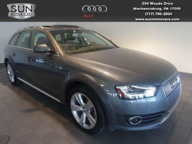 2014 Audi Allroad 2.0T Premium Wagon for sale in Mechanicsburg for $41,999 with 11,113 miles