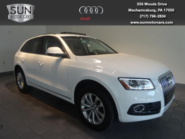 2014 Audi Q5 SUV for sale in Mechanicsburg for $42,599 with 15,292 miles.