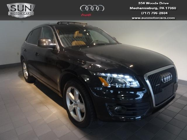 2012 Audi Q5 SUV for sale in Mechanicsburg for $32,999 with 47,300 miles.