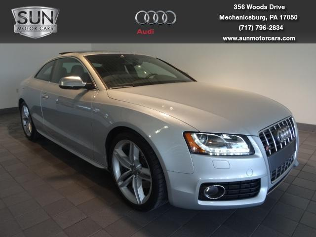 2012 Audi S5 Coupe for sale in Mechanicsburg for $43,999 with 30,408 miles