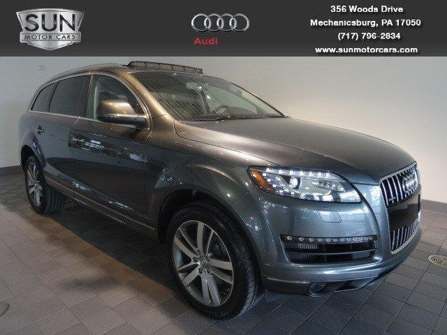 2013 Audi Q7 SUV for sale in Mechanicsburg for $51,999 with 25,675 miles