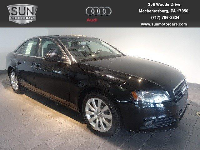 2012 Audi A4 Sedan for sale in Mechanicsburg for $27,995 with 22,457 miles