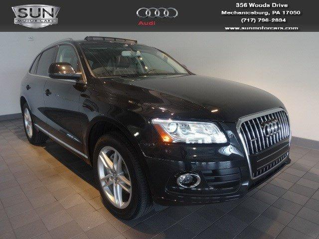 2014 Audi Q5 SUV for sale in Mechanicsburg for $49,999 with 14,828 miles