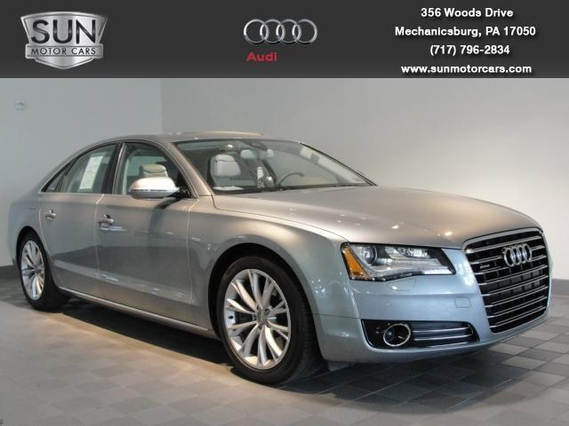 2011 Audi A8 Sedan for sale in Mechanicsburg for $42,999 with 45,821 miles.
