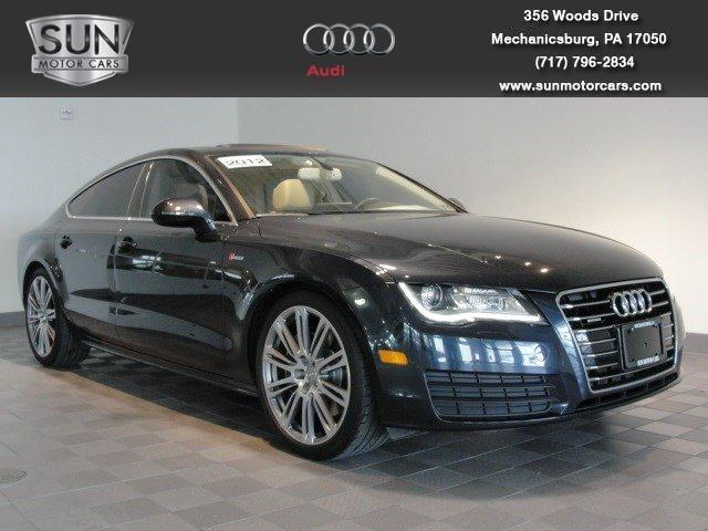 2012 Audi A7 Hatchback for sale in Mechanicsburg for $45,699 with 31,847 miles