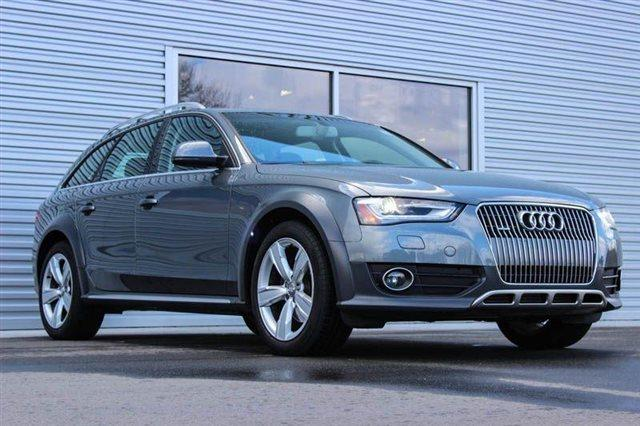 2013 Audi Allroad 2.0T Premium Wagon for sale in Charlotte for $34,999 with 35,902 miles.
