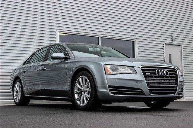 2011 Audi A8 Sedan for sale in Charlotte for $46,990 with 32,228 miles.
