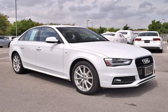2014 Audi A4 2.0T Premium Sedan for sale in Austin for $33,888 with 3,577 miles