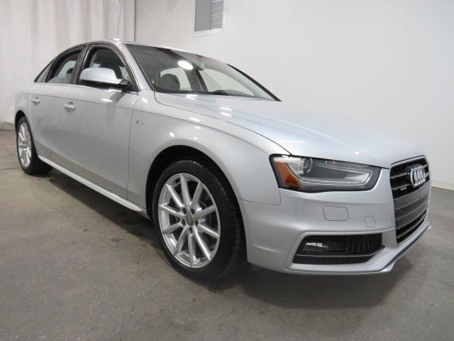 2014 Audi A4 2.0T Premium Sedan for sale in Hardeeville for $41,000 with 3,867 miles.