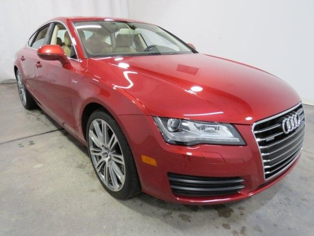 2012 Audi A7 Hatchback for sale in Hardeeville for $41,534 with 38,997 miles.