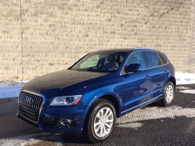 2014 Audi Q5 2.0T Premium SUV for sale in Clarksburg for $40,000 with 11,043 miles.