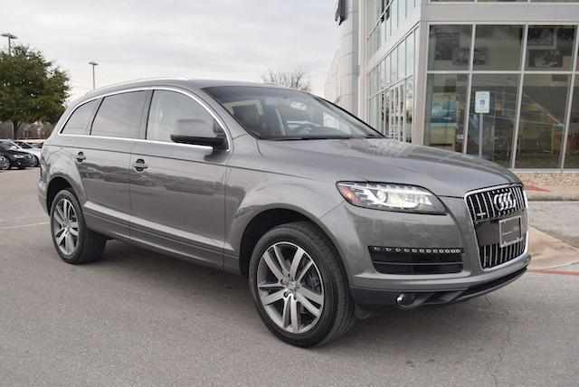 2013 Audi Q7 SUV for sale in Austin for $48,440 with 16,082 miles.
