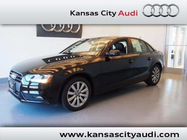 2013 Audi A4 Sedan for sale in Kansas City for $31,988 with 27,325 miles.