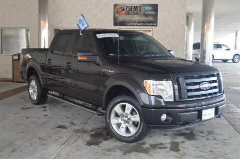 2010 Ford F150 Crew Cab Pickup for sale in Farmington for $35,995 with 28,602 miles.