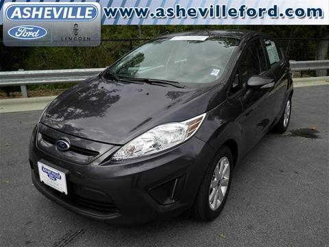 2013 Ford Fiesta SE Hatchback for sale in Asheville for $12,800 with 24,787 miles.