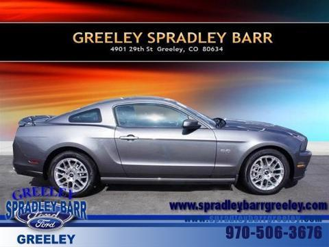 2014 Ford Mustang GT Premium Coupe for sale in Greeley for $29,850 with 2,845 miles