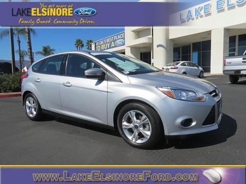 2013 Ford Focus SE Hatchback for sale in Lake Elsinore for $14,766 with 33,975 miles.