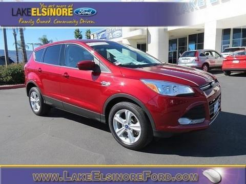 2013 Ford Escape SE SUV for sale in Lake Elsinore for $18,747 with 27,350 miles.