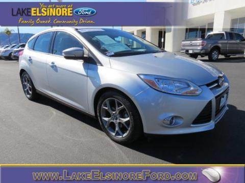 2013 Ford Focus SE Hatchback for sale in Lake Elsinore for $15,736 with 37,810 miles.