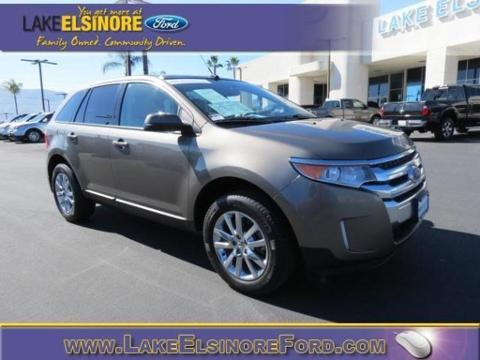 2013 Ford Edge SEL SUV for sale in Lake Elsinore for $26,597 with 32,912 miles.