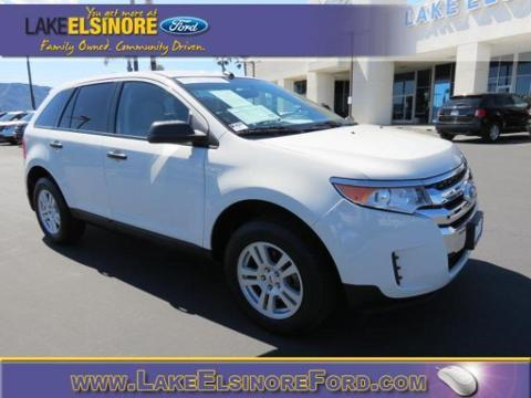 2013 Ford Edge SE SUV for sale in Lake Elsinore for $19,711 with 38,814 miles