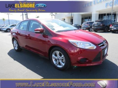 2014 Ford Focus SE Sedan for sale in Lake Elsinore for $15,779 with 31,631 miles