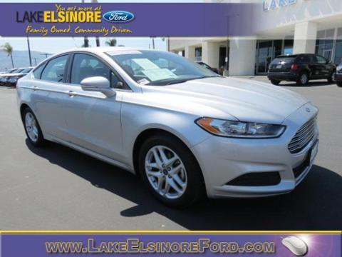 2014 Ford Fusion SE Sedan for sale in Lake Elsinore for $18,269 with 38,598 miles