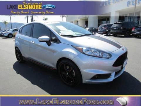 2014 Ford Fiesta ST Hatchback for sale in Lake Elsinore for $20,698 with 14,309 miles