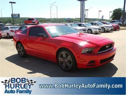 2013 Ford Mustang V6 Coupe for sale in Tulsa for $20,999 with 13,472 miles.