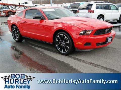 2012 Ford Mustang V6 Coupe for sale in Tulsa for $23,999 with 14,470 miles