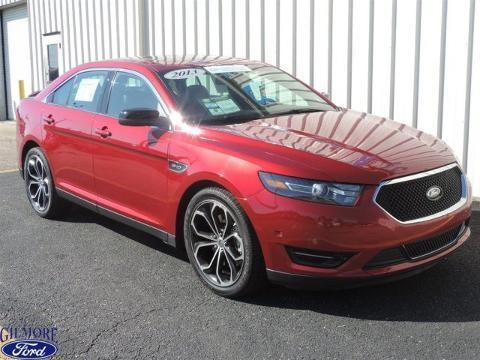 2013 Ford Taurus SHO Sedan for sale in Prattville for $29,578 with 10,589 miles.