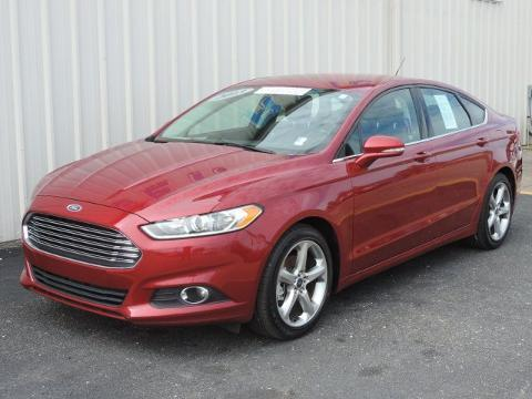 2013 Ford Fusion SE Sedan for sale in Prattville for $17,945 with 33,411 miles.
