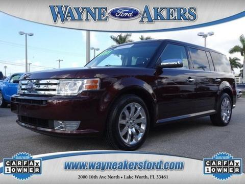2012 Ford Flex Limited SUV for sale in Lake Worth for $22,995 with 39,283 miles.