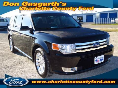 2012 Ford Flex SEL SUV for sale in Port Charlotte for $24,300 with 39,590 miles.