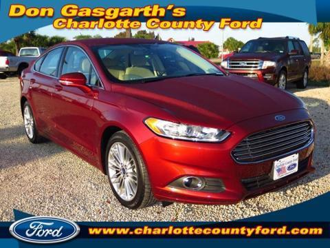 2014 Ford Fusion SE Sedan for sale in Port Charlotte for $23,300 with 18,600 miles