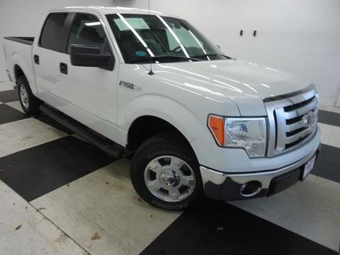 2012 Ford F150 XLT Crew Cab Pickup for sale in Clarksville for $27,915 with 35,406 miles.