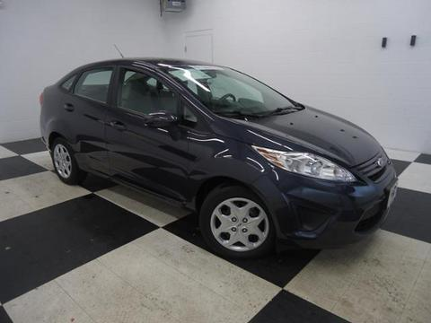 2013 Ford Fiesta S Sedan for sale in Clarksville for $10,662 with 16,596 miles.