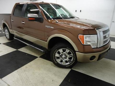 2011 Ford F150 Lariat Crew Cab Pickup for sale in Clarksville for $32,989 with 43,817 miles.