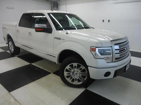 2013 Ford F150 Platinum Crew Cab Pickup for sale in Clarksville for $43,991 with 33,691 miles.