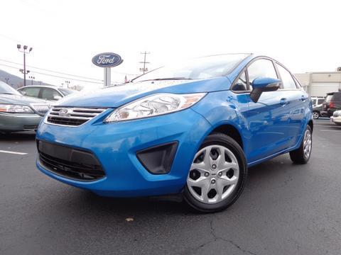 2013 Ford Fiesta SE Sedan for sale in Chattanooga for $10,999 with 16,102 miles.